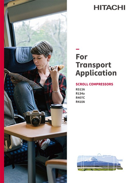 Catalog - Scroll Compressor for Transport AC applications
