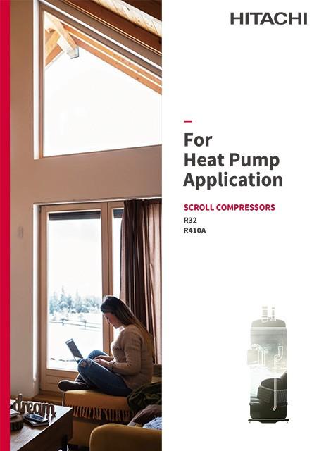 Catalog - Scroll Compressor for For Heat Pump Application (R32/R410A)