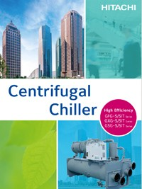 Catalog - Centrifugal Chiller