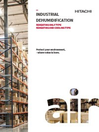 Catalog - Industrial Dehumidification