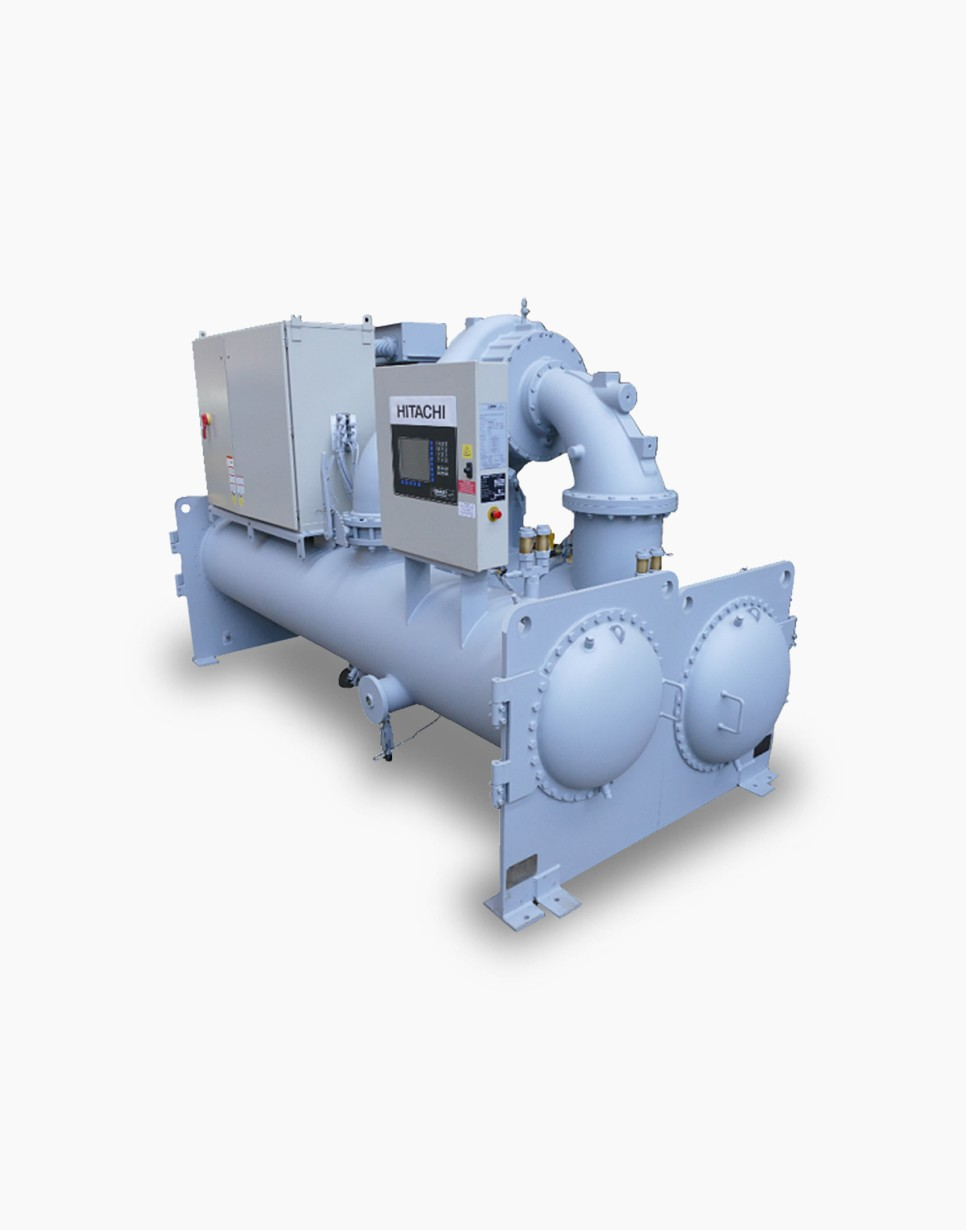 "Start sales of ""HZ Series"" high-efficiency centrifugal chiller with magnetic bearings and non-CFC low GWP refrigerant"