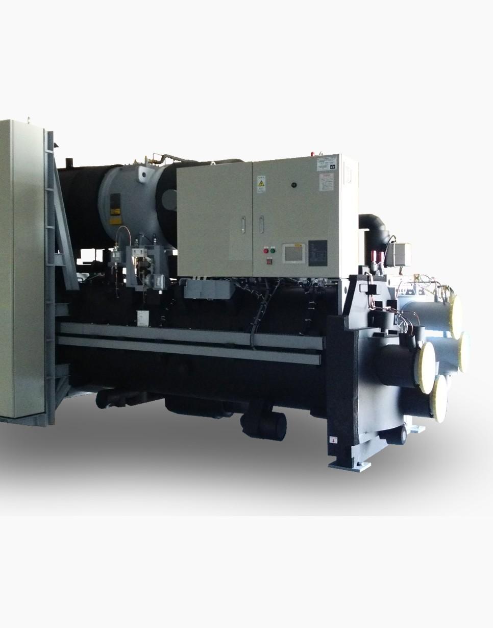 インバータ制御ターボ冷凍機
