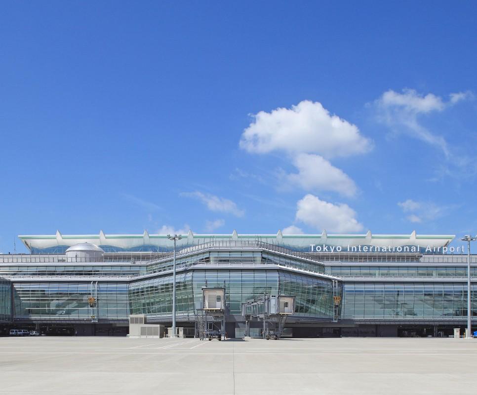 東京国際空港(羽田)様