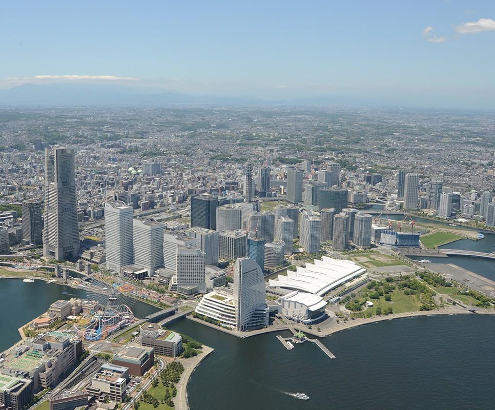 Minato Mirai 21 Central Area