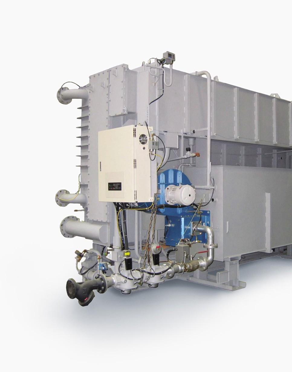 吸収式冷凍機